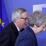 Theresa May még utoljára Strasbourgban menti a menthetőt