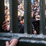 Iráni tüntetések: 3700 embert vehettek őrizetbe