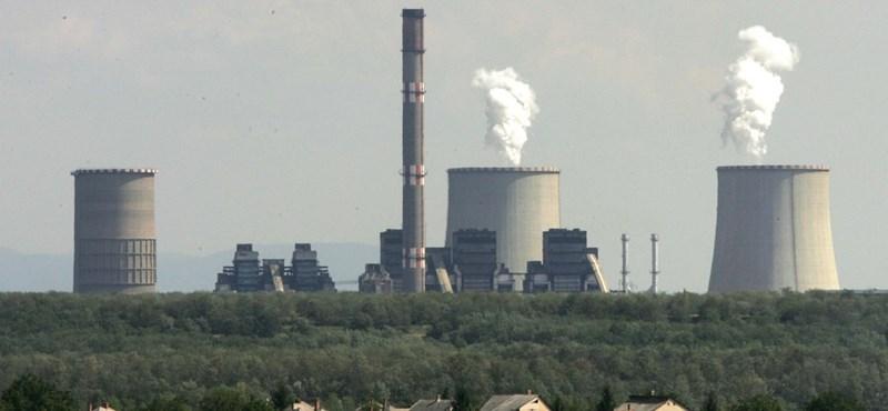 A héten újraindítják a Mátrai Erőmű két nagyblokkját