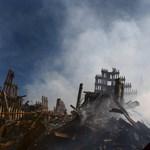 9/11: kikötőben mondott imát a pápa