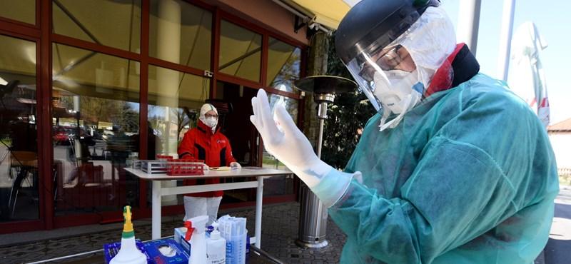 Újabb középkorú, korábban egészséges áldozata van a koronavírusnak Horvátországban