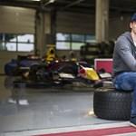 Még nincs 17, de már Forma-1-es szerződése van - interjú Max Verstappennel