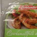 Baktériumszennyezés veszélye miatt hívott vissza csirkemellfilét az Aldi – fotó