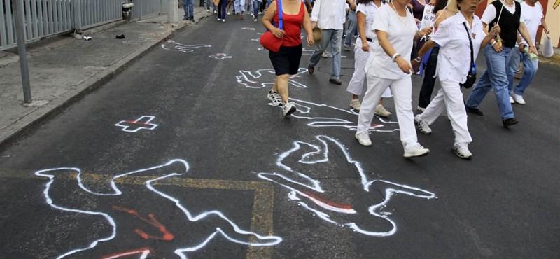 Másfélszer annyi ember tűnt el a mexikói drogháborúban, mint amennyiről eddig tudtak