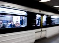 Gázolt a 3-as metró a Nyugatinál