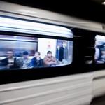 Megkezdődtek a próbafutások a 3-as metró újpesti szakaszán
