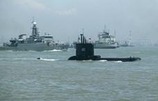 Eltűnt egy indonéz tengeralattjáró