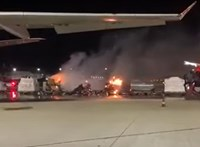 Videó: Kigyulladtak a Vivo telefonjai a hongkongi repülőtéren