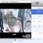YouTube-videók iTunes jellemzőkkel