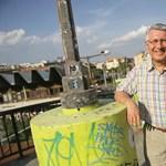 Metróra kellene költeni a kormány költöztetésére szánt pénzt - Falus Ferenc elkezdte a kampányt