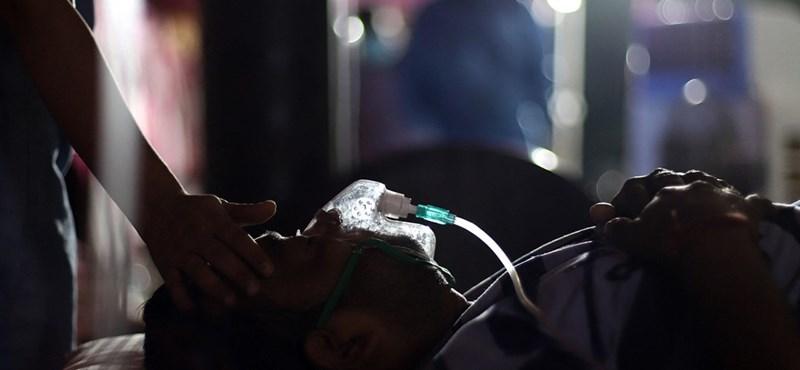 Más de 4000 muertos en un día en India