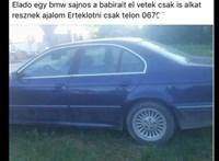 """Zseniális """"ujjmatyar-magyar"""" szótár született a használtautó piachoz"""