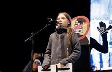 Greta Thunberg elfáradt, szünetet tart
