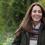 Katalin hercegné könyveket rejtett el a köztereken, mégpedig különleges üzenettel