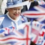 Imádják a britek királynőjüket