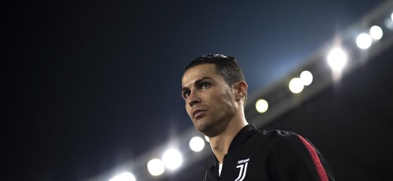 Ronaldo jóval többet keres az Instagrammal, mint a Juventusnál