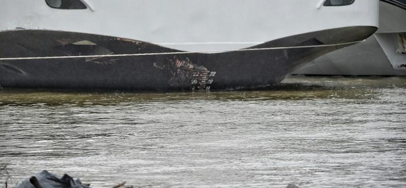 Újabb Viking-hajó balesetezett, ezúttal Németországban