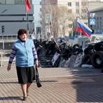 A Nyugat nem ismeri el a kelet-ukrajnai szakadárok választását