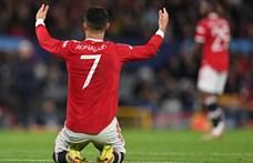 Ronaldo a pokolból a mennybe ment a BL szerda esti fordulójában