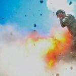 Afgán aknarobbanás: iskolás áldozatok