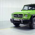 Neonszínekkel és V8-as sportmotorokkal újult meg Mercedes legdrágább modellje