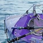 Egy hétköznapi nő, aki 6 év alatt átevezte a három nagy óceánt