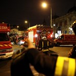 Tűz volt az egykori MSZP-székházban – Többen megsérültek