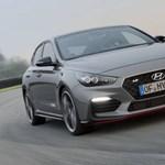 Újabb izgalmas dél-koreai versenyző: itt a Hyundai i30 Fastback N
