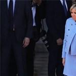 Bankárként még urizált, politikusként százezres öltönyben jár a francia elnök