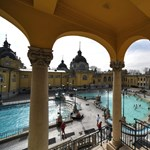 Március közepén nyithatnak fővárosi gyógyfürdők