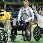Szuperül teljesített a magyar paralimpiai csapat