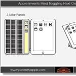 Kijelző kerülhet az Apple új iPad-tokjára
