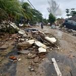 Durván megugrott az indonéziai szökőár áldozatainak száma