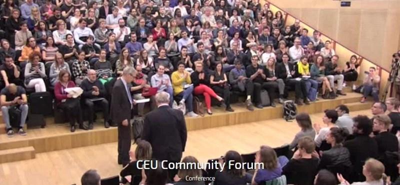 A CEU diákjai megosztottak, de egyelőre engedelmeskednek rektoruknak