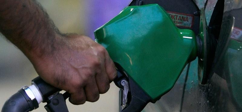 Egekben a benzinár: árat emelhetnek a fuvarozók is