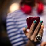 Céges mobil? A magyarok a sereghajtók között
