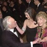 102 évesen meghalt Kirk Douglas özvegye, Anne Douglas