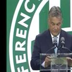 Orbánt nem is fütyülték ki annyira a kormányzati YouTube-csatornán