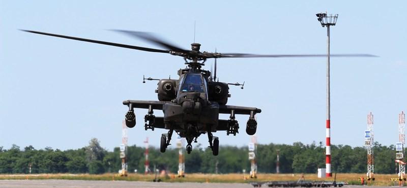 Tizenhat helikoptert vásárolt a honvédség