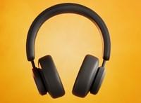 Jön a vezeték nélküli fejhallgató, amit fénnyel is lehet tölteni