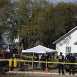 Véletlenül elsült egy pisztoly egy amerikai templomban