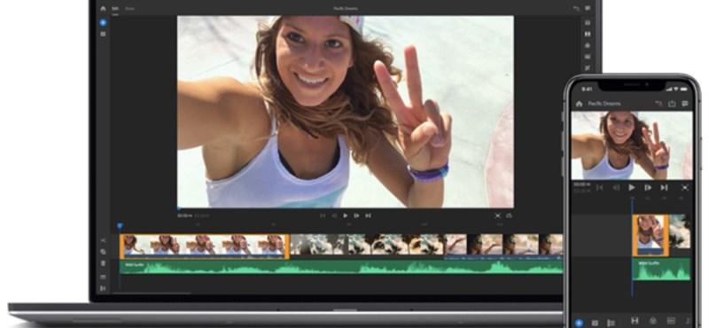 A Photoshop megálmodója előállt egy új programmal, itt az új minden egyben videószerkesztő