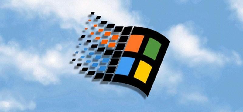 Töltse le a Windows 95-öt: csináltak belőle egy programot, amit gépe felforgatása nélkül nyomogathat