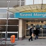 Tűz ütött ki a Szent Margit Kórházban