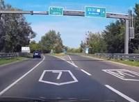 Ha még menne a Balatonra, legyen óvatos az M7-esen