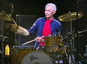 Matt Charlie Watts, drummer for the Rolling Stones