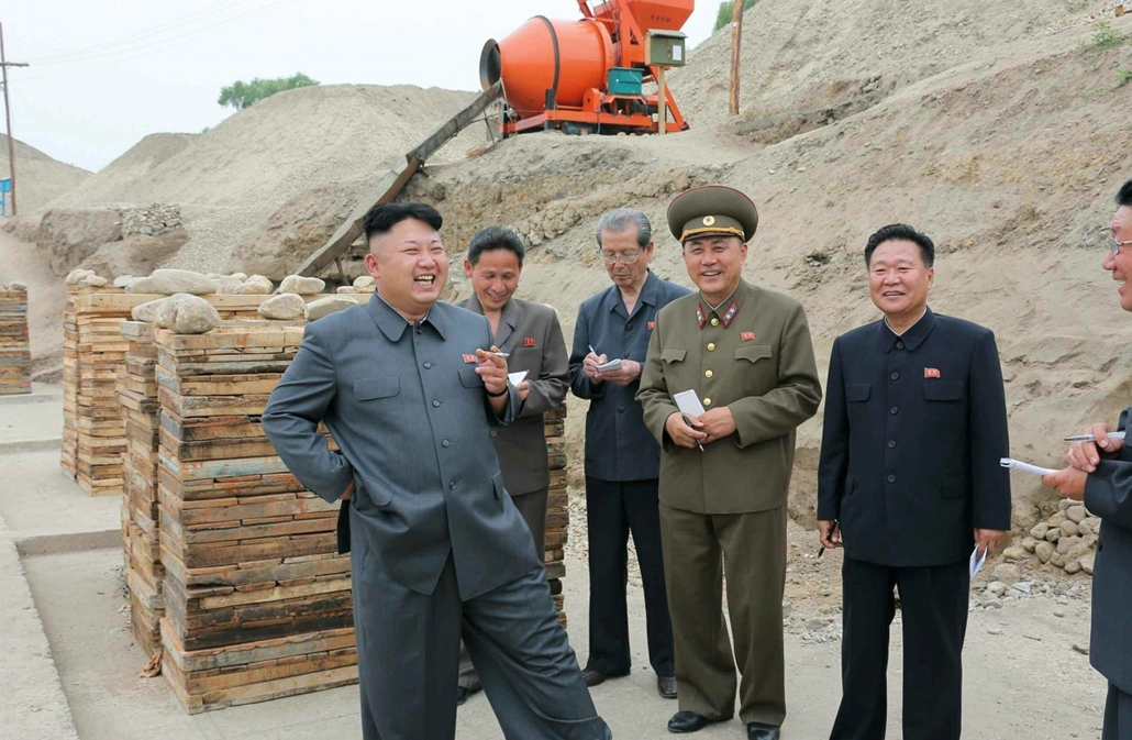 mti. Kim Dzsong Un 2014.06.02. Phenjan