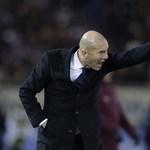 Zidane megint a Real Madrid edzője