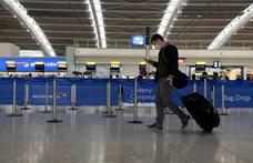 Hétfőtől csak indoklással lehet Angliából külföldre utazni