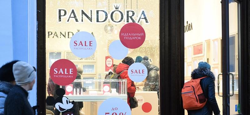 Majdnem összeomlott a Pandora ékszerbirodalom egy tőzsdei spekuláció miatt